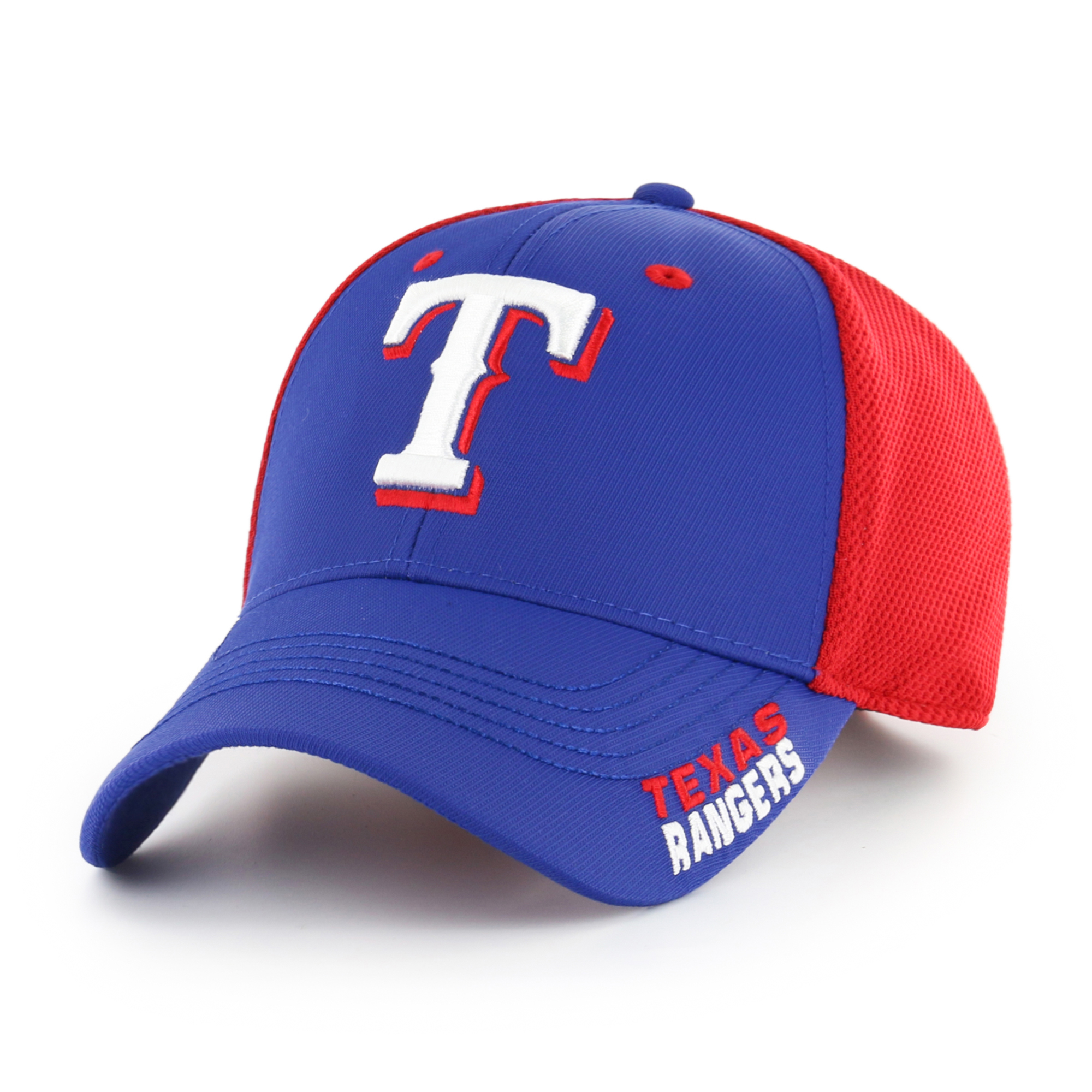 MLB Texas Rangers Completion Adjustable Cap/Hat by Fan Favorite