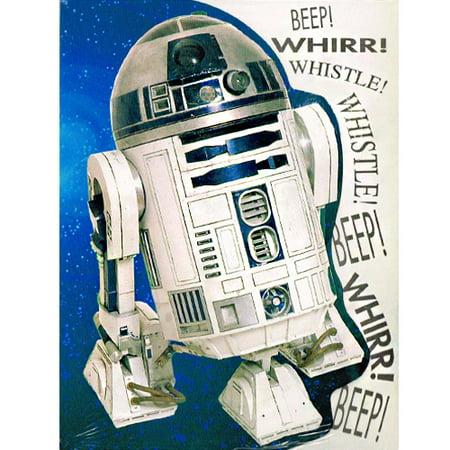 Star Wars Vintage Invitations w/ Envelopes (8ct) - Star Wars Invitation