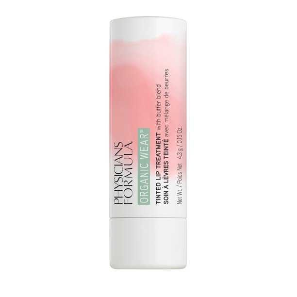 Physicians Formula Organic Wear® Tinted Lip Treatment, Tickled Pink