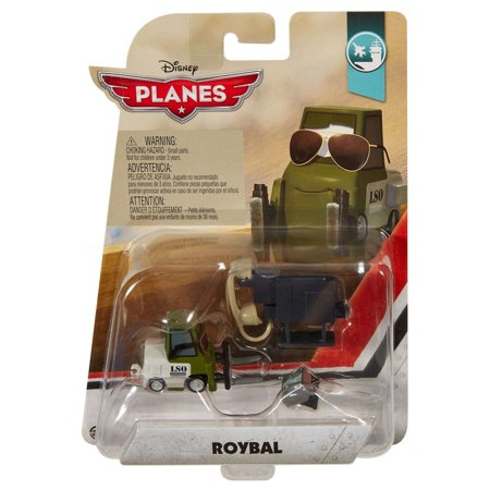 Disney Planes LSO Pitty Diecast Vehicle - Walmart.com