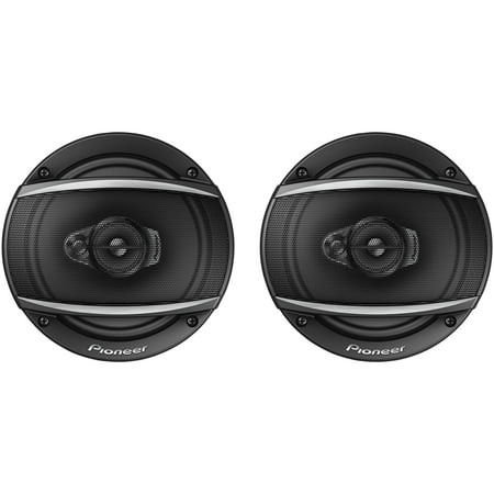 3 Way Coaxial Speaker System (Pioneer TS-A1670F - A-Series Coaxial Speaker System (3 Way, 6.5