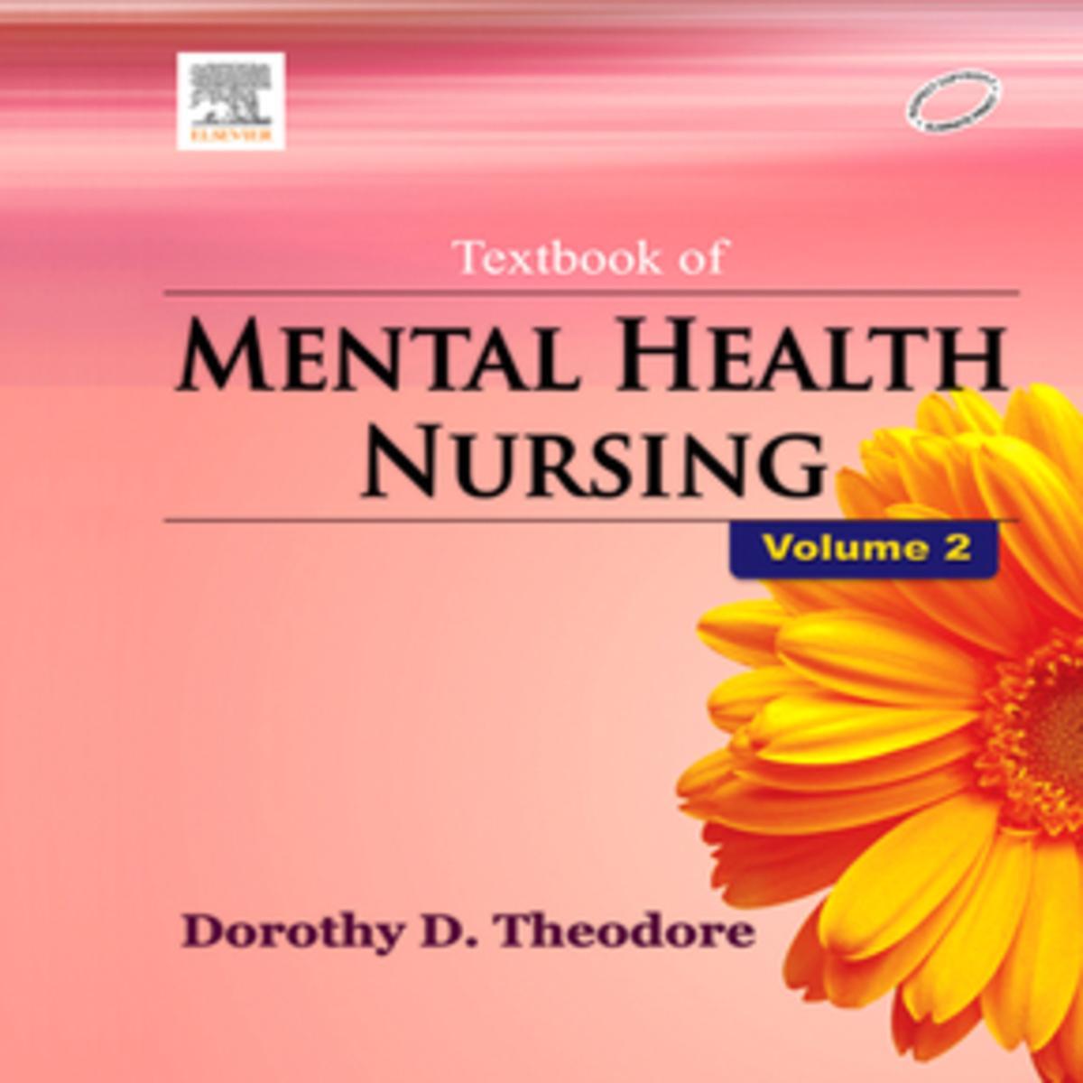 Textbook of Mental Health Nursing, Vol - II - eBook