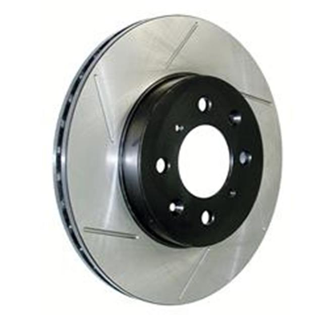 Stop Tech 12661042SL 1994-2004 Ford Mustang Sportstop Slotted Brake Rotor - 267 mm.