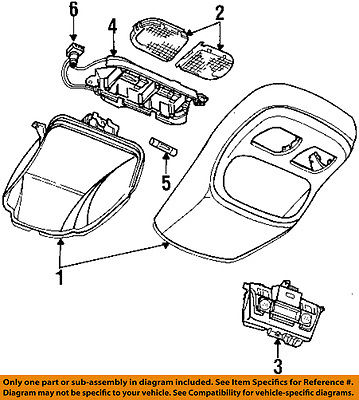 Dodge Chrysler Oem 9498 Ram 2500 Overhead Roof Consolewire Harness 4723432 Walmart: Chrysler Sno Runner Wiring Diagram At Hrqsolutions.co