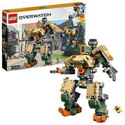 LEGO Overwatch 75974 Bastion Building Kit Robot Action Figure