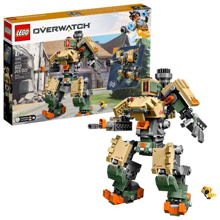 LEGO Overwatch Bastion 75974 Building Set (602 Pieces)