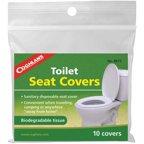 Coleman Toilet Seat Cover 10 Pack Walmart Com