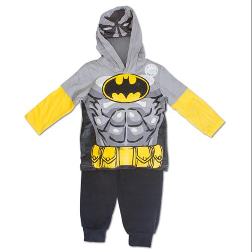 Batman Suit 2-Piece Set Hoodie + Sweatpants - 3T