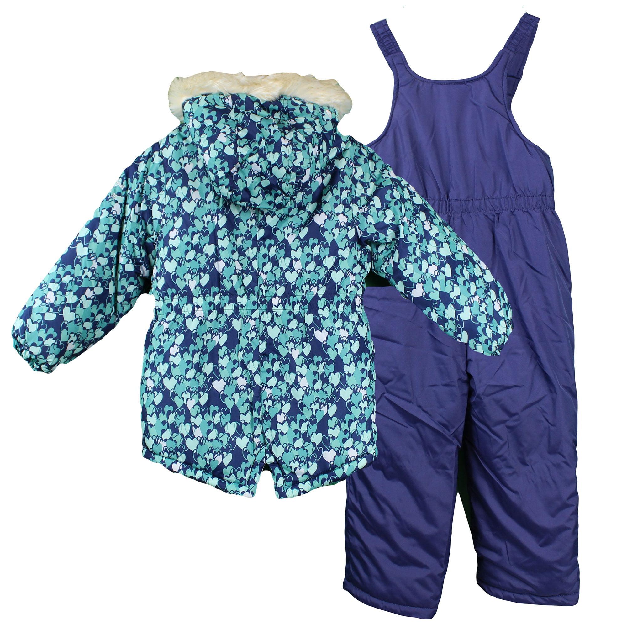 3674d65a0 Oshkosh B gosh - OshKosh Toddler Girls Heavy Weight Snowsuit Jacket ...