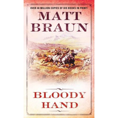 Bloody Hands (Bloody Hand - eBook)