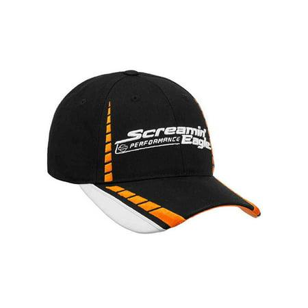 - Harley-Davidson Men's Screamin' Eagle Open Road Baseball Cap, Black HARLMH031700, Harley Davidson