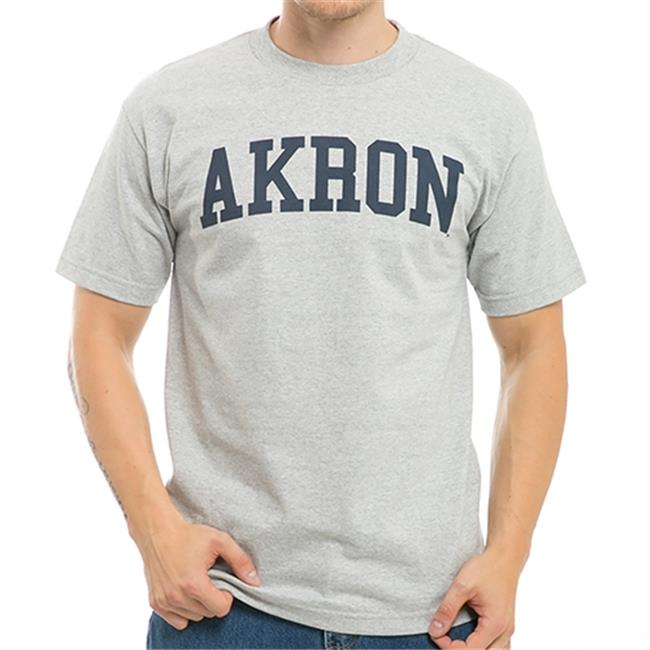 Akron Zips Game Day T-Shirt (Gray)