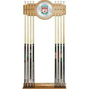 Premier League Liverpool Football Club Cue Rack with Mirror