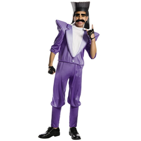 Despicable Me 3 Balthazar Bratt Boy Childs Villain Halloween Costume](Creative Villain Costumes)