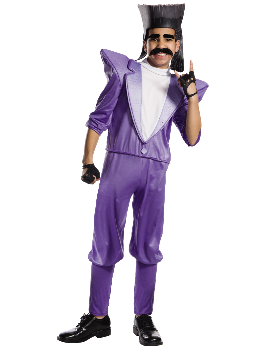 Despicable Me 3 Balthazar Bratt Boy Childs Villain Halloween Costume