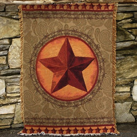 Manual Woodworkers & Weavers Western Star Tapestry Cotton -