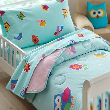 Olive Kids Birdie Toddler Bedding Sheet Set Walmart Com