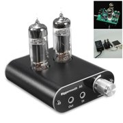 Mini 6J5 Class sound amplifier A Vacuum Tube Buffer Headphone Amplifier Stereo HiFi Earphone Amp