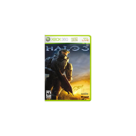 Halo 3- Xbox 360 (Refurbished) - Halo 3 Rating