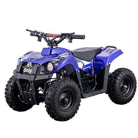Electric Mini ATV Monster on 500W 36V (Blue)