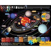 Solar System 1,000 Piece Puzzle,  Astronomy by NMR Calendars