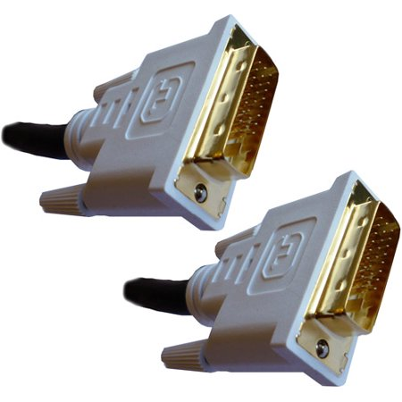 Professional Cable DVI Dual Link Male to Male Cable, 5m