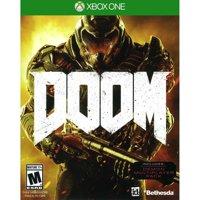 Bethesda Softworks Doom - Pre-Owned (Xbox One)