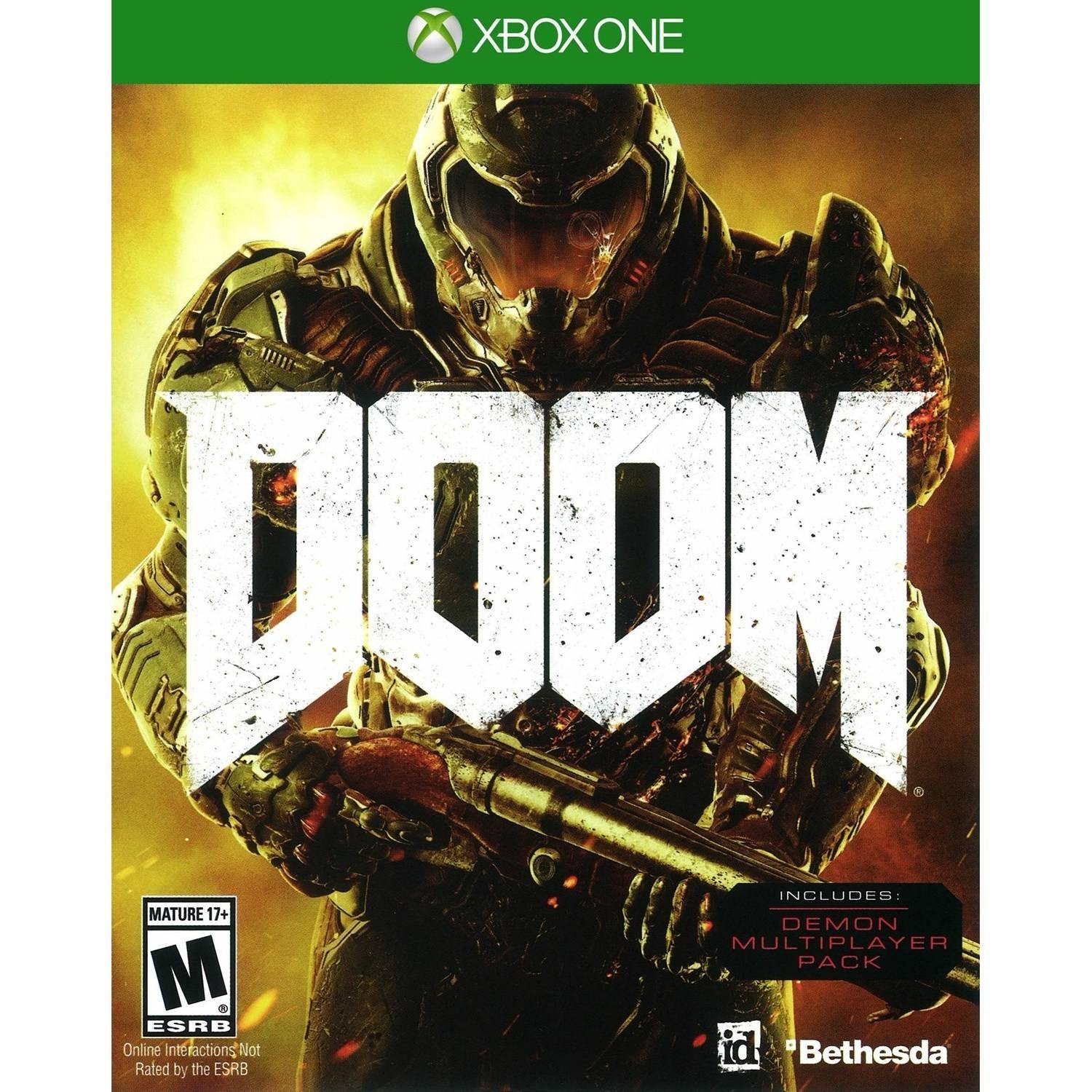 Doom - Pre-Owned (Xbox One)