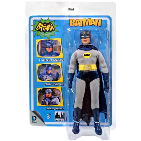 Batman 1966 TV Series Classic TV Series 1 Batman 8 Action - Classic Batman Figure