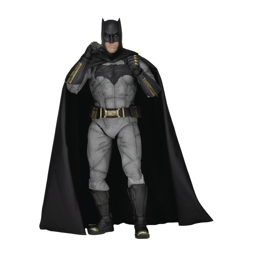 NECA Batman v Superman: Dawn of Justice Batman Action Figure (1 4 Scale) by Neca