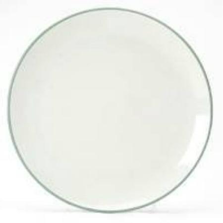 Noritake Wood - noritake colorwave dinner plate, green