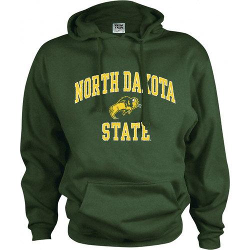 NCAA - North Dakota State Bison Perennial Hooded Sweatshirt