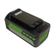 GreenWorks OEM Replacement 4.0-Amp Hour Lithium Ion Battery # 29732