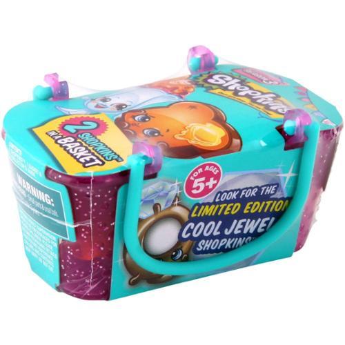 Shopkins Season 3 Basket Rare Limited (1 Basket of 2 - Each - Random)