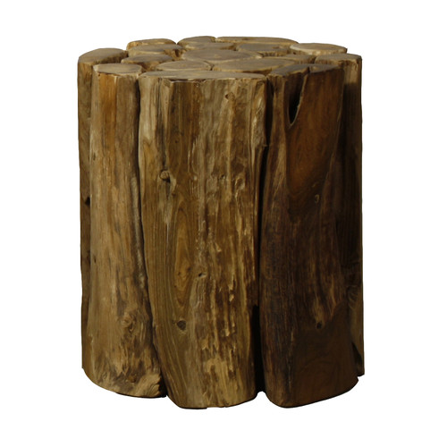 New Pacific Direct Woody Branches Round Stool