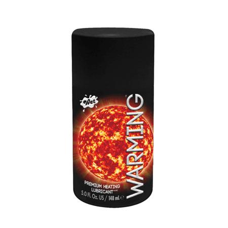 WET Warming 5.0 fl.oz/148mL