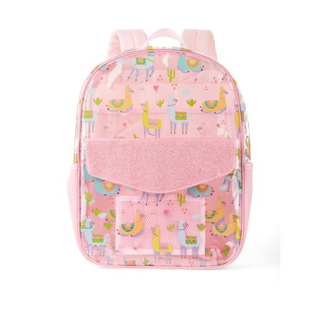 Wonder Nation Clear Kids Backpack