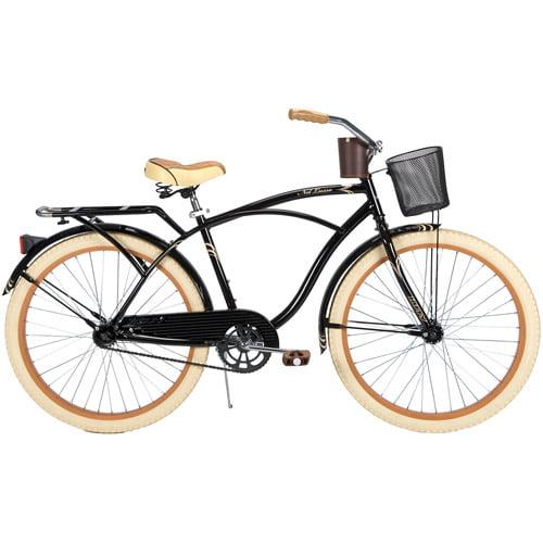"""Huffy Nel Lusso 26"""" Men's Cruiser Bike"""