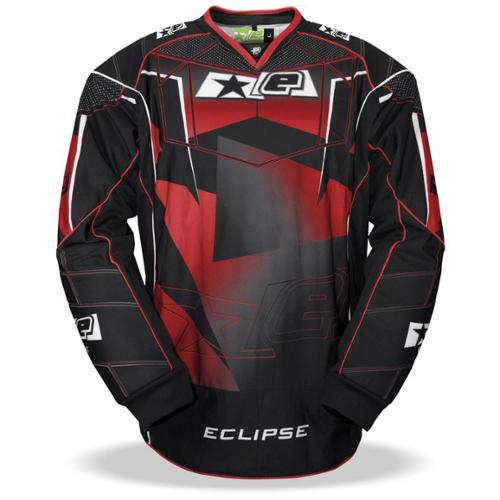 Planet Eclipse Paintball Code Jersey - Fire - Medium