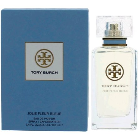 Jolie Fleur Bleue By Tory Burch Eau De Parfum Spray For Women 3.4 Oz