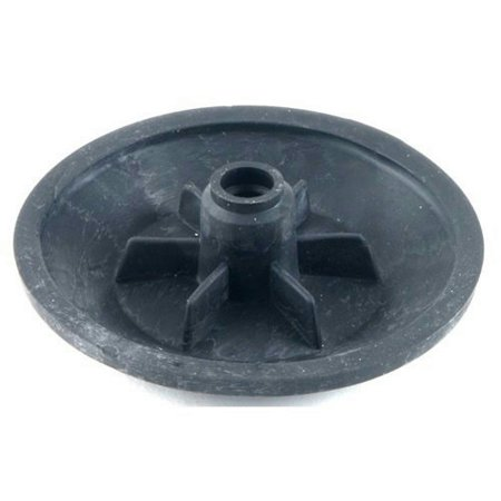 PlumbShop Seat Snap On Disc for American Standard, Black, #PS2038 (American Specialties Snap Flange)