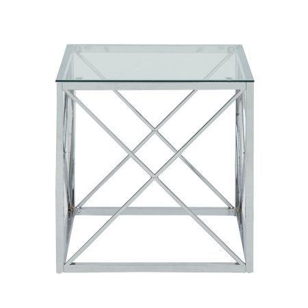 Carolina Cottage Dylan Cube Accent Table ()