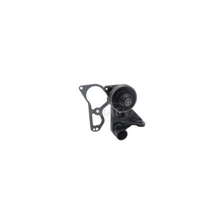 MACs Auto Parts  32-17778 Water Pump - New - Left Hand - Single Belt -  - Modern Design - Ford Passenger - Ford Flathead V8 85 & 90 & (Best Ford Flathead V8)