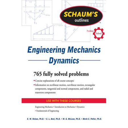 Schaum's Outline of Engineering Mechanics Dynamics -