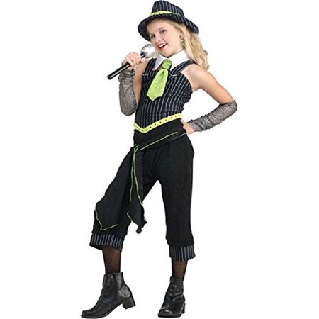 Gangster Moll Child Large](Gangsters Moll Costume)