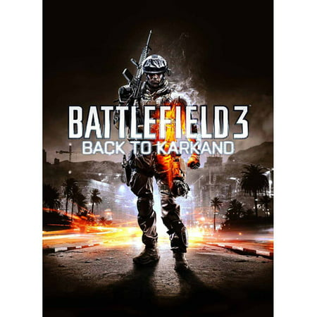 Battlefield 3 Back To Karkand Expansion Pack (PC) (Digital Code)
