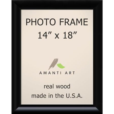 Amanti Art Black Steinway Photo Frame 17 x 21-inch - Walmart.com