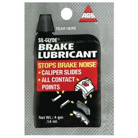 American Grease Stick BK-1 Brake Lubricant 4 Grams, Case of 100
