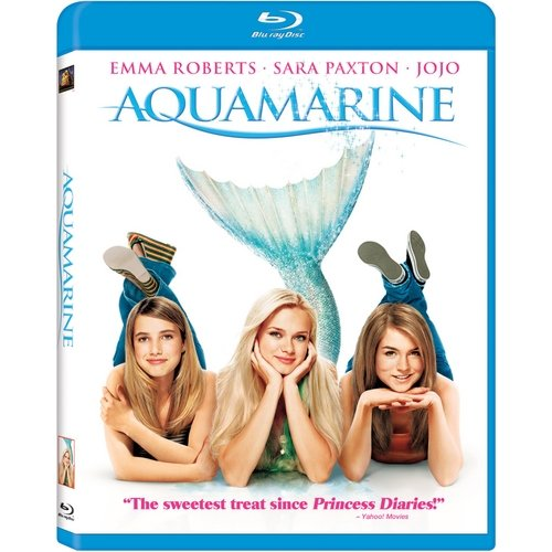 Aquamarine (Blu-ray) (Widescreen)