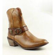 Roper Womens Mae Tan Cowboy, Western Boots Size 10.5 (Wide)